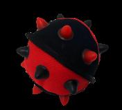 dogspikedball